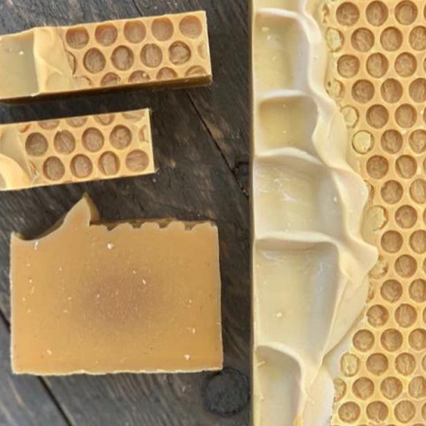 Honing /caramel zeep